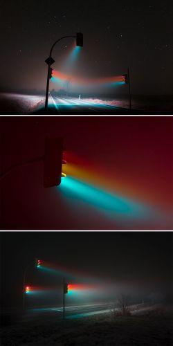 10 Foto Kerennya Momen Saat Efek Cahaya Seakan Membekas!