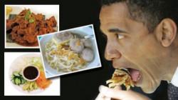 Inilah 9 Kuliner Khas Indonesia Favorit Barack Obama