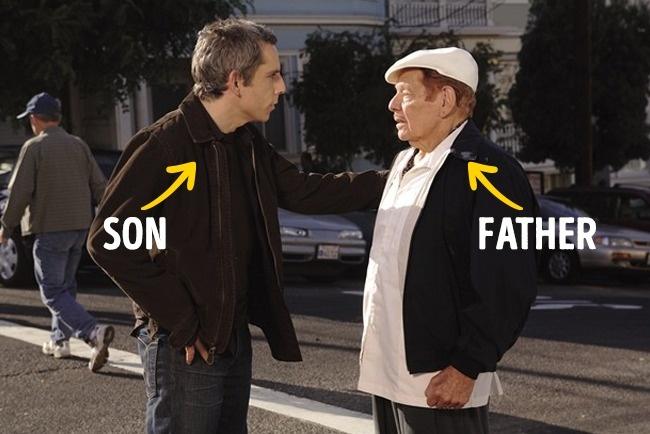 The Heartbreak Kid yang diperankan oleh ayah dan anak, Jerry dan Ben Stiller.