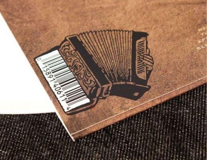 Mungkin si empunya brand merupakan brand accordion nih.