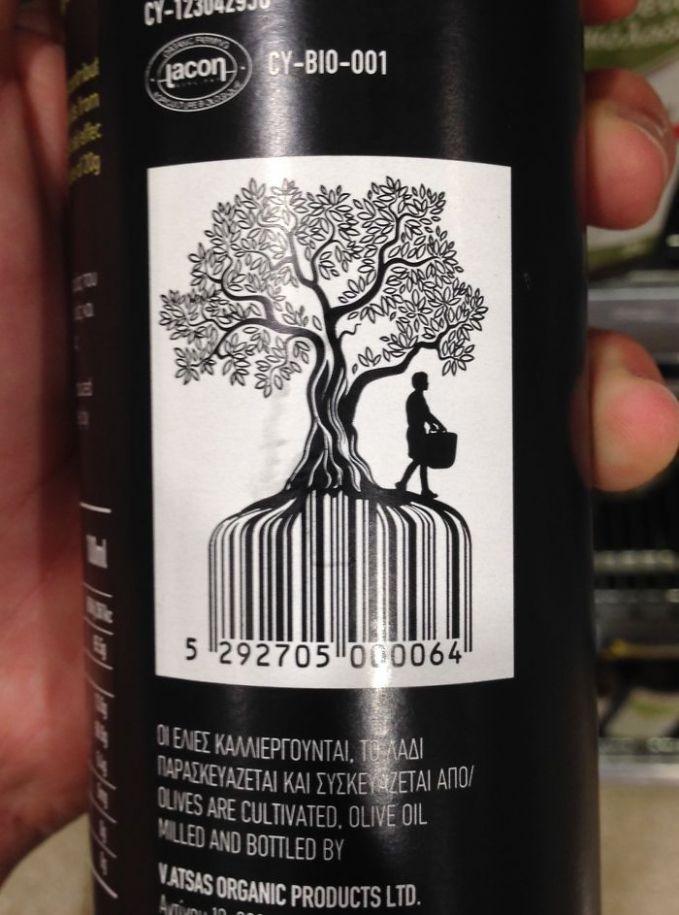 Wah, yang ini kreatif parah. Bentuknya akar pohon.