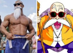 10 Cosplayer Dragon Ball yang Mirip Banget Sama Tokoh Film Kartunnya