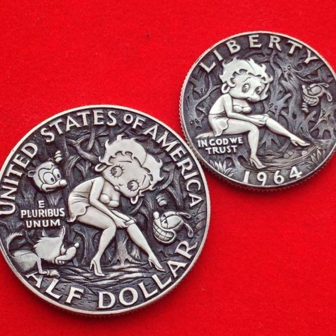 Anak sekarang mungkin pada nggak tau sama Betty Boo. Kartun tersebut adalah sosok yang ikonik dan khas banget di Amkerika Serikat pada era Perang Dunia II dulu.
