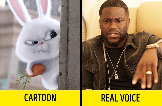 Siapa yang ingat dengan karakter Snowball dalam The Secret Life of Pets? Ternyata yang mengisi suaranya adalah Kevin Hart.