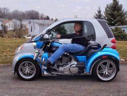 9 Mobil Bercat Super Keren dan Menipu Pandangan Mata