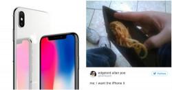 10 Sambutan Kocak Warganet Menyabut Peluncuran Iphone X