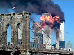 16 Tahun Tragedi WTC, Inilah Foto-Foto Sekitar Peristiwa 9/11 yang Jarang Diketahui Publik
