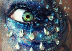 8 Karya Seni Lukis Menakjubkan di Area Mata, Cuma Ahlinya yang Bisa Bikin