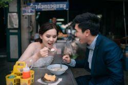 8 Inspirasi Foto Prewed Unik Bertema Makanan Buat Pasangan Pecinta Kuliner
