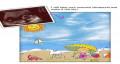 Karya Seni Keren Perpaduan Hasil USG dengan Lukisan Bertema Anak-Anak