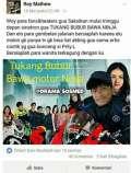 Kumpulan Status Facebook Super Pede yang Bikin Ketawa Sampai Mules!