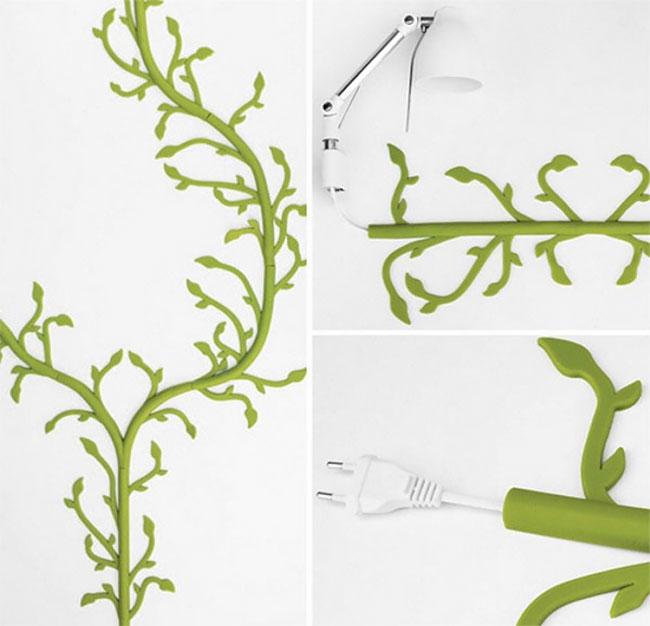 Nah, kalau kalian suka dengan nuansa lebih natural bisa dengan menambahkan ornamen berwarna hijau seperti ini.