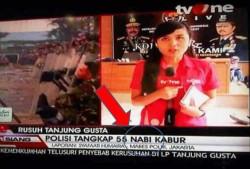 8 Kejadian Typo Headline Berita Televisi Nasional Paling Parah