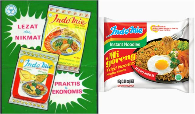 Ini dia mi instan yang membawa nama harum Indonesia di dunia Pulsker. Ya, Indomie adalah mi instan yang juga dijual di negara-negara Afrika dan beberapa lainnya. Kemasan dengan desain edisi jadul ini beberapa waktu lalu dibuat ulang lho.