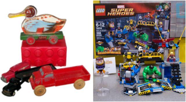 Siapa sih yang nggak kenal sama mainan anak yang satu ini?. Ternyata kayak gini bentuk dan kemasan Lego dulu yang sederhana banget. Sekarang terlihat detail banget ya mainannya.