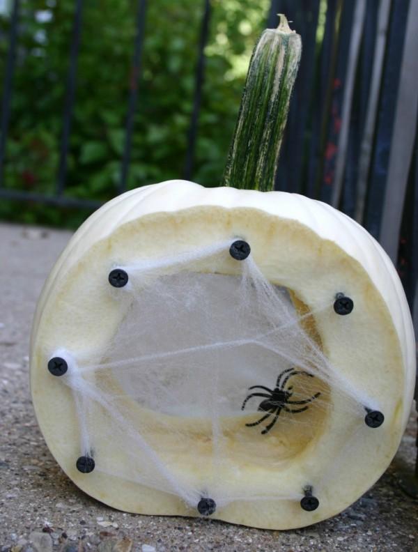 Labunya seolah nampak udah lama banget. Sampai ada sarang laba-labanya, padahal itu cuma tipuan aja.
