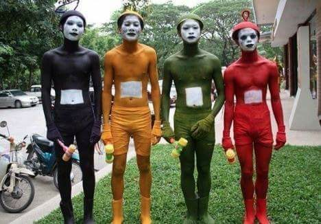 Teletubbies low budget bukti kreativitas anak-anak Indonesia jaman now.