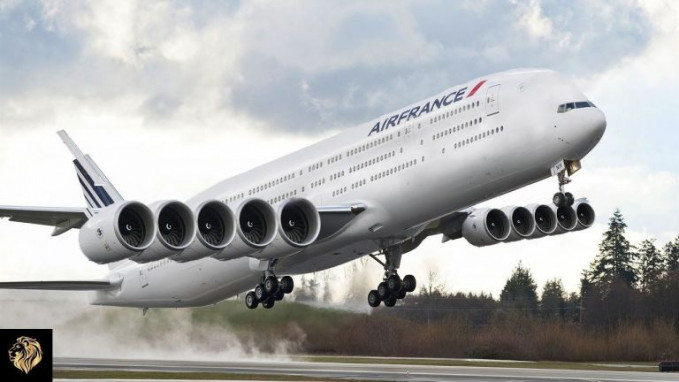 Mesin dengan tenaga popeler ekstra membuat pesawat jadi makin kencang banget.