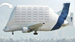 8 Pesawat Terbang dengan Bentuk Paling Nyeleneh Banget