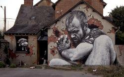 Karya Seni Mural di Berbagai Penjuru Kota Dunia yang Membuatmu Terpana