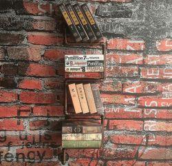 9 Desain Vintage Rak DIY dari Pipa dan Kayu Bagi Para Pecinta Buku