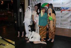 Dandanan Halloween ala Indonesia, Hantu Tanah Air yang Nggak Kalah Serem