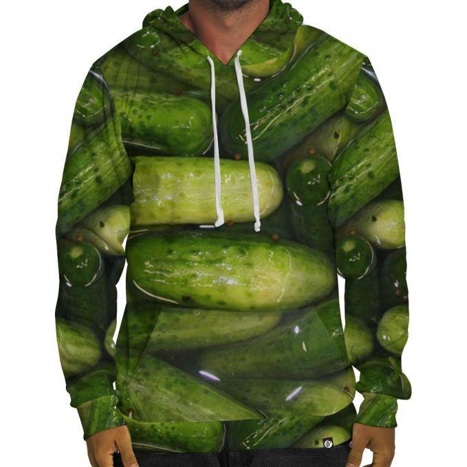 Juragan sayur wajib punya jumper beginian nih biar makin klop dan berani tampil beda dari yang lain.