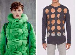 Berbagai Desain Pakaian Paling Unik yang Pernah Dibuat