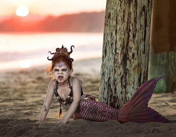 Kalau ada ikan duyung seseram ini, apa kamu masih berani mandi di pantai?