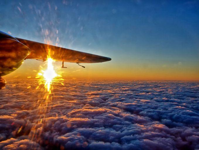 Kalau tadi ada foto sunrise, yang ini adalah foto saat sunset Pulsker.