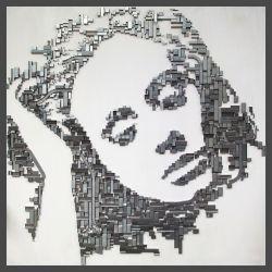 Amazing, 7 Karya Seni Ini Dibuat dari Ribuan Stapler