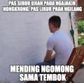 Kumpulan Meme Bosan yang Nggak Bikin Kamu Lelah Menunggu