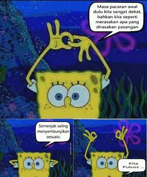 Trik sulap ala yang diperagakan Spongebob ternyata benar-benar kejadian lho di dunia nyata.
