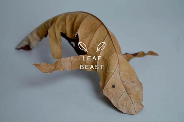 Bikinnya harus ekstra hati-hati Pulsker, karena tekstur daun yang kering mudah rusak jadi remahan-remahan kecil.