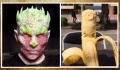 8 Seni Ukir Patung Mengagumkan yang Terbuat dari Buah Segar