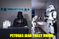 Pekerjaan yang Mungkin Dilakukan oleh Darth Vader Ketika Jatuh Miskin