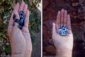 Seni Lukis 3-Dimensi Menakjubkan dengan Media Telapak Tangan