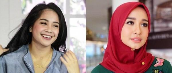 Nagita Slavina dan Laudya Chintya Bella Mantan pacar dan istri dari Raffi Ahmad ini ternyata juga seumuran. Laudya Chintya Bella lahir di Bandung pada 24 Februari 1988, sedangkan Gigi, panggilan akrab Nagita Slavina lahir di Jakarta pada 17 Februari 1988. Keduanya sangat cantik dan berbakat.