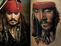 9 Gambar Tato yang Terinspirasi dari Tokoh Idola, Fans Sejati Nih !