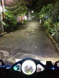 Viral! Penampakan Pocong Bungkuk yang Dilihat Driver Ojol Saat Malam Hari