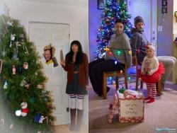 Cara Unik Mengabadikan Momen Natal Bersama Keluarga dan Orang Terdekat