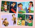 Seperti Apa Penampilan Tokoh Kartun Anak Saat Dewasa? Berikut Ilustrasinya