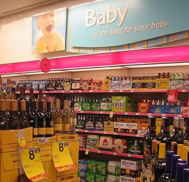 Best for your baby? Serius??