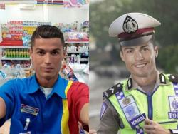 Selain Jadi Bintang Lapangan, Ronaldo Juga Bintang Foto Editan Lho