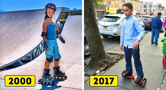 Setelah sekian lama, sepatu roa konvensional kini ada pesaingnya Pulsker. Namanya adalah hoverboard.