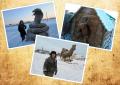 Pemahat Rusia Ciptakan Patung Hewan Unik dari Kotoran Hewan, Begini Hasilnya !