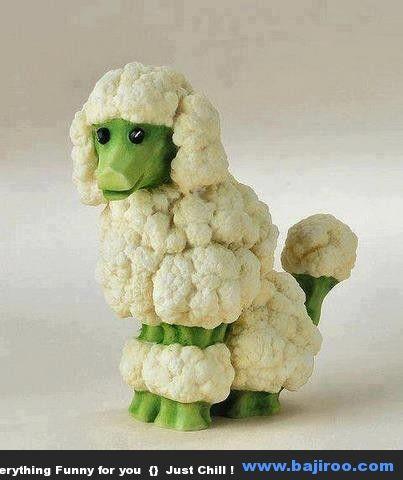 Anak-kanak kadang nggak suka sama brokoli, tapi kalau brokolinya dibentuk jadi kayak gini bakalan suka nggak ya?.