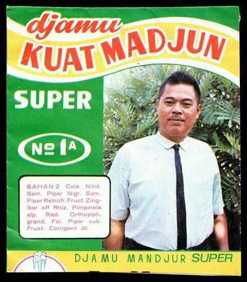 Seperti ini tampang pria idaman jaman dulu Pulsker. Apalagi minum jamu Madjun, dijamin makin keren di jamannya.
