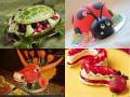 Inspirasi Penyajian Makanan Bertema Hewan Lucu yang Bisa Kamu Coba Dirumah