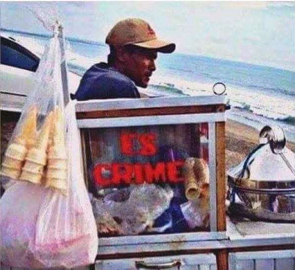Es kejahatan dan kriminal rasanya pasti menantang banget nih!